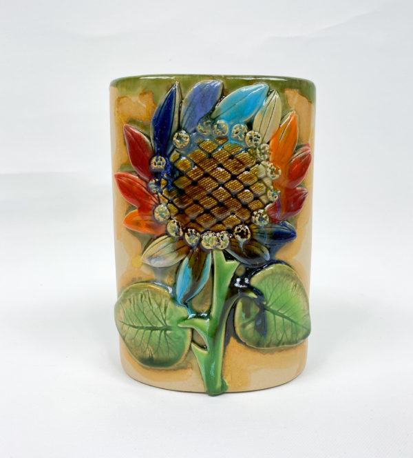 Vase Sonnenblume